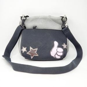 Ideology Silver Back Graphic 2-in-1 Crossbody
